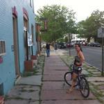 cycling_to_garage