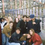 Easter Hols '91